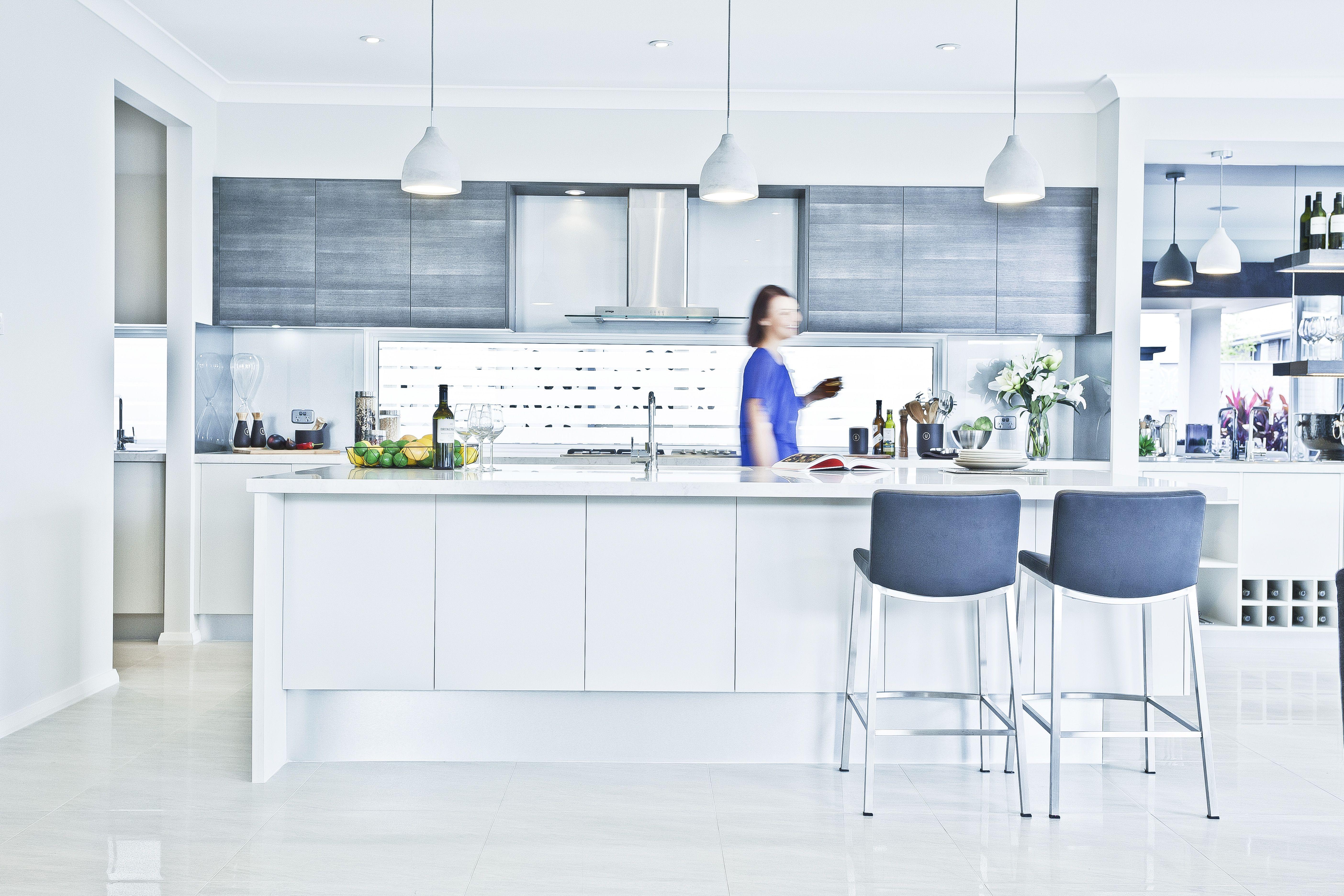 Edenvale Home Decor Ideas: Pin By McDonald Jones Homes On Industrial Interior Design