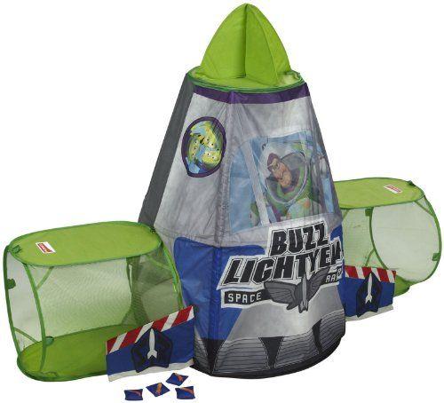 Playhut Toy Story 3 Buzz Rocket Ship  sc 1 st  Pinterest & Playhut Toy Story 3 Buzz Rocket Ship | Tents u0026 Tunnels | Pinterest