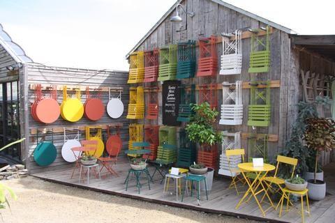 Terrain Garden Center Garden Center Displays Garden Cafe