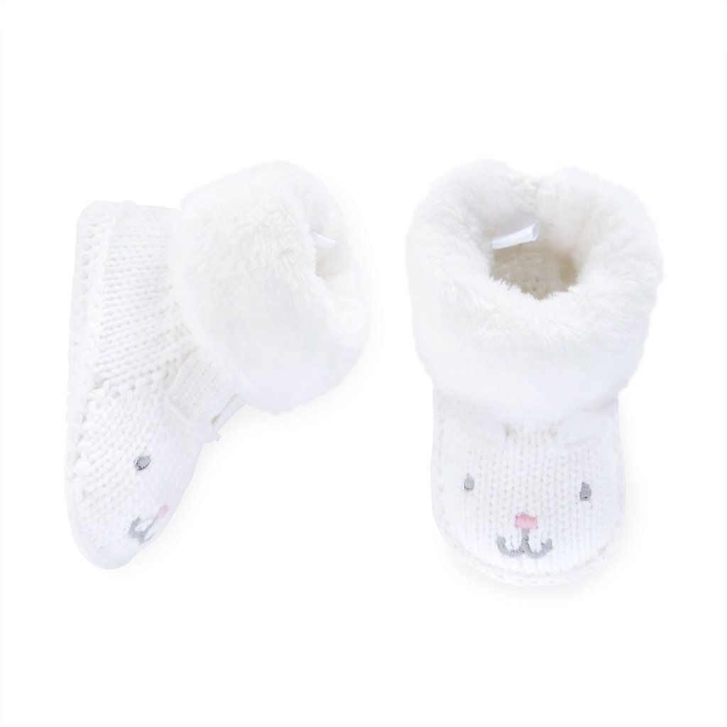 Carters Bunny Slipper Boots