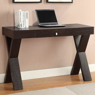 <strong>Convenience Concepts</strong> Newport 1 Drawer Writing Desk