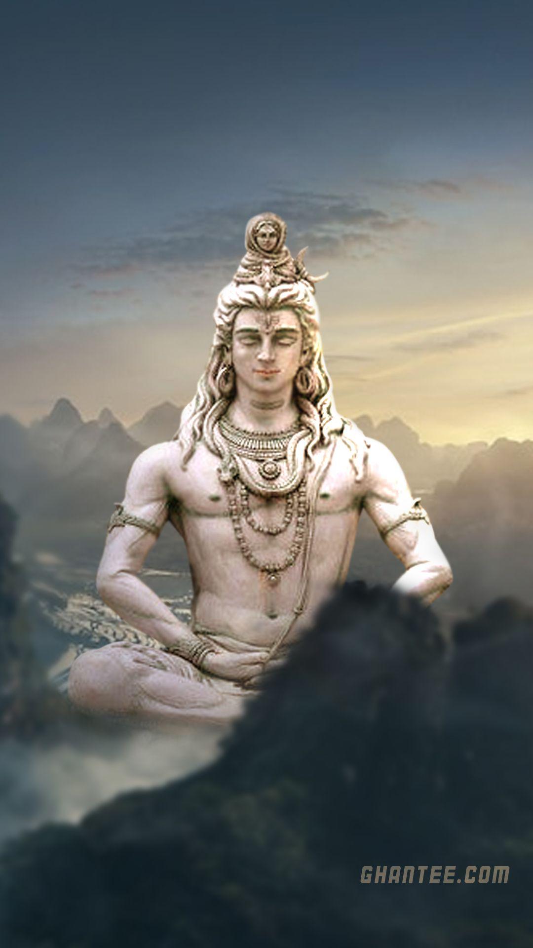 Lord Shiva Giant Meditating Statue Wallpaper Lord Shiva Hd Wallpaper Lord Shiva Mahadev Hd Wallpaper Full hd lord siva images hd 1080p
