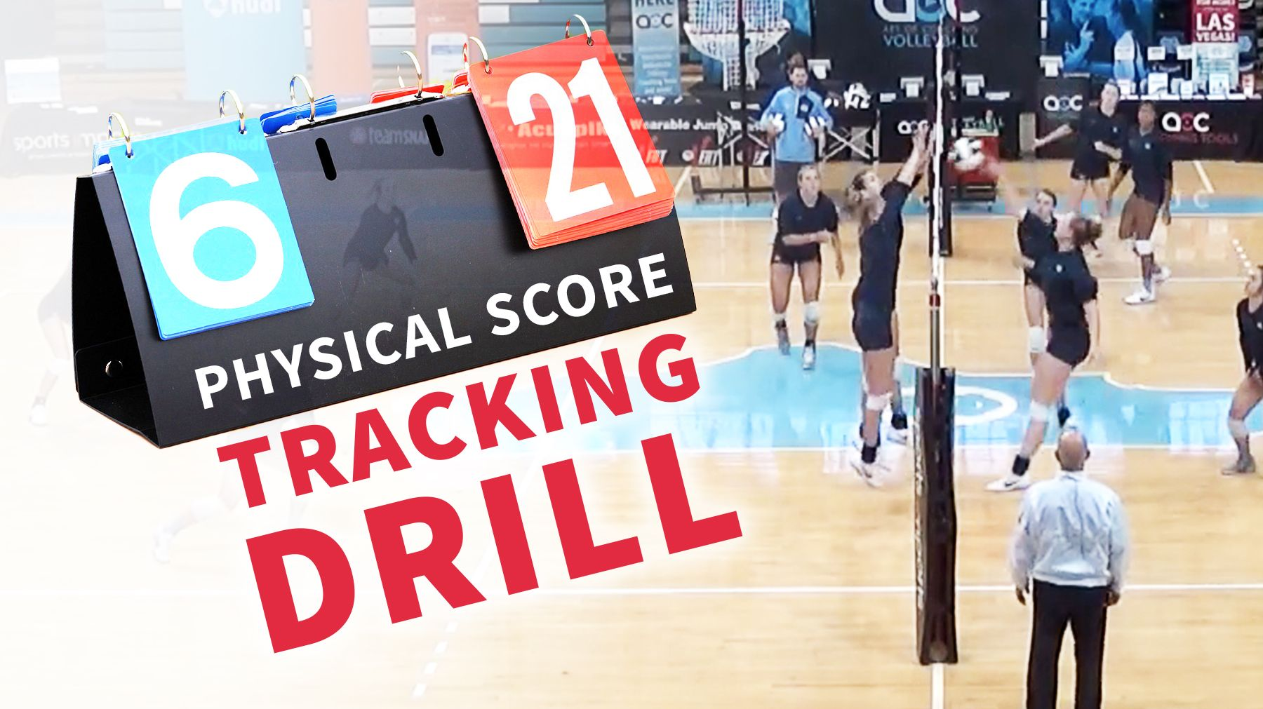 Physical Score Tracking Drill The Art Of Coaching Volleyball Coaching Volleyball Physics Drill