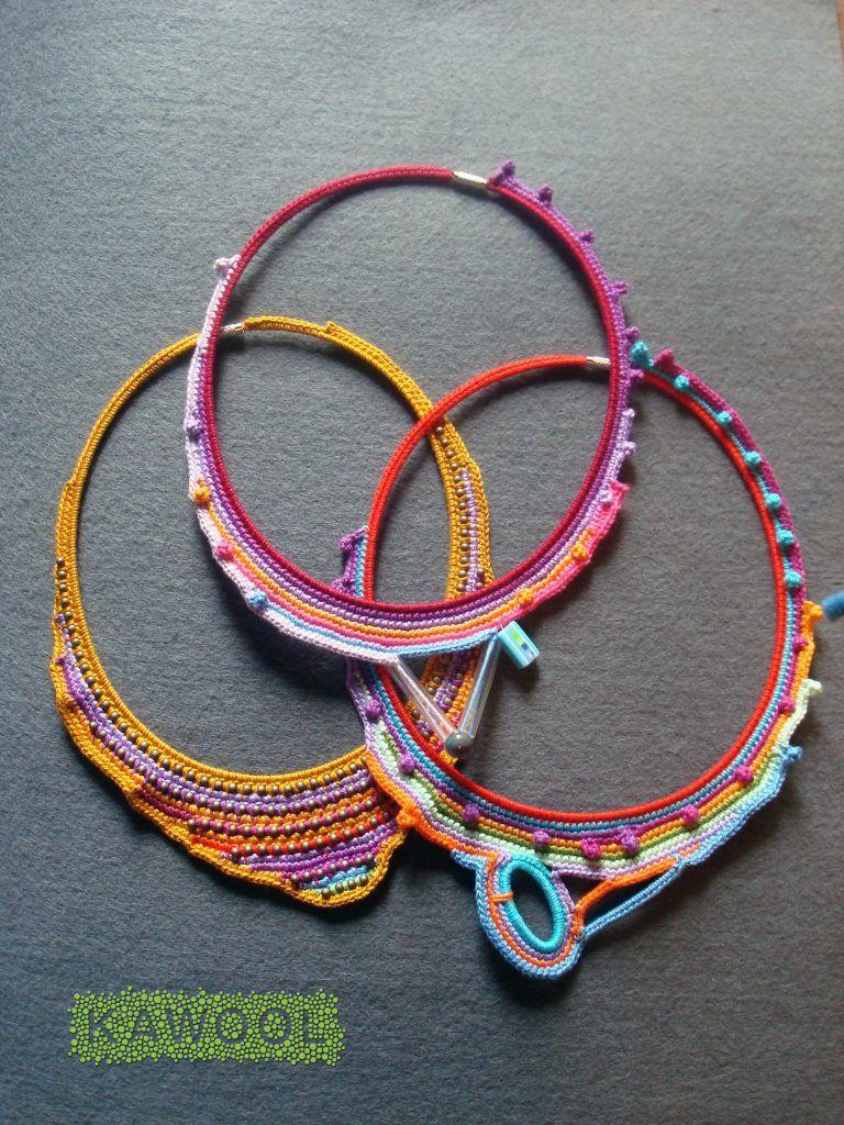 Interview with Crochet Jewelry Artist Catarina Pereira | Patrones ...