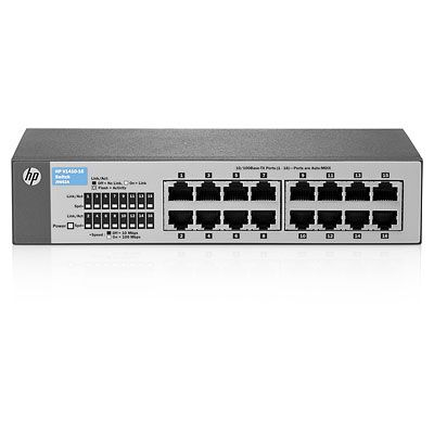 HP #J9662A V V1410-16 Unmanaged #Network L3 #Switch