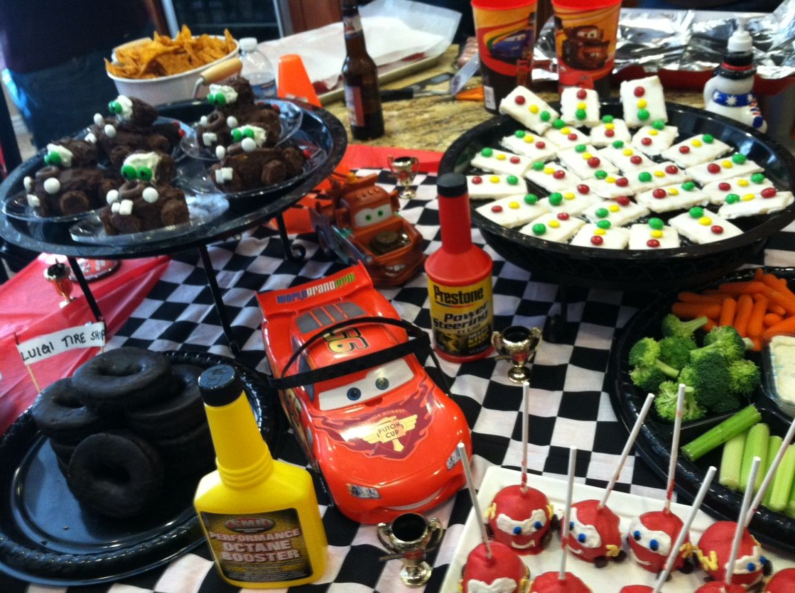 Cars Party Decorations Similiar Cars Decorations For Birthday Parties Keywords