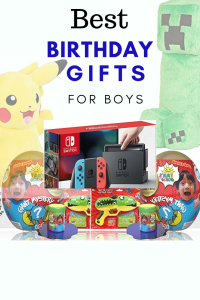 4db44e1a540ac Best Birthday Gifts for Boys  NintendoSwitch  Pikachu  Creeper  Minecraft   BestGifts  GamerLife