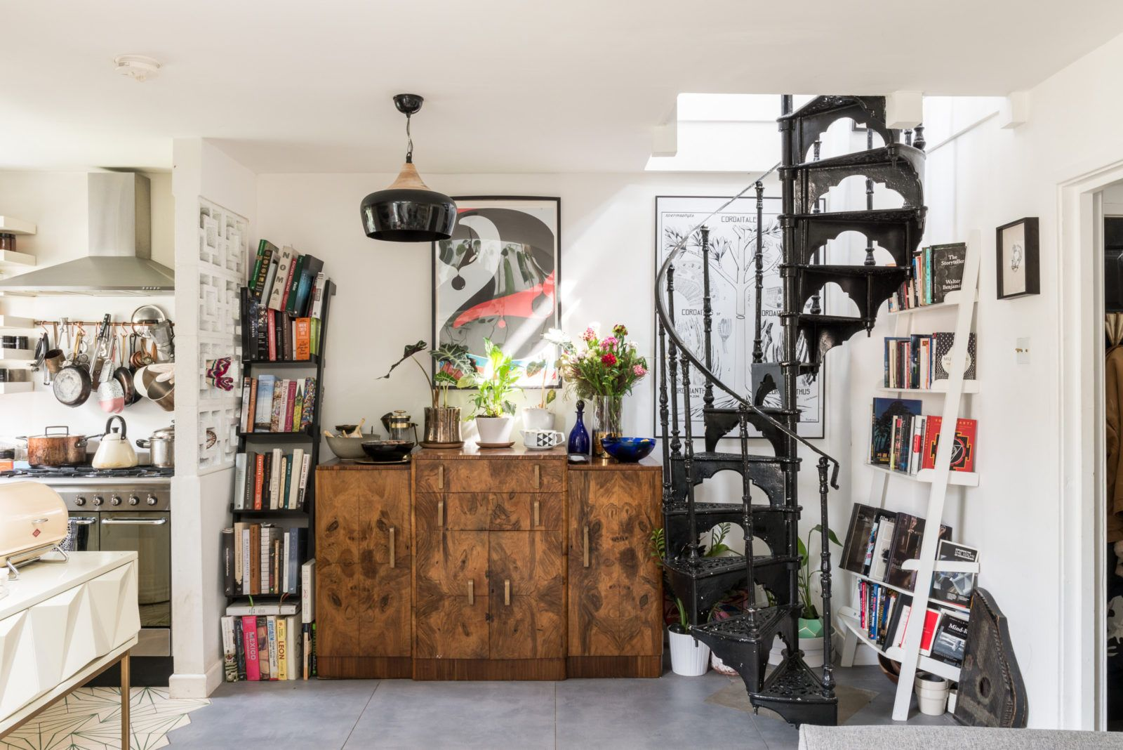 A Bright and Cozy Attic Apartment in London | London ...