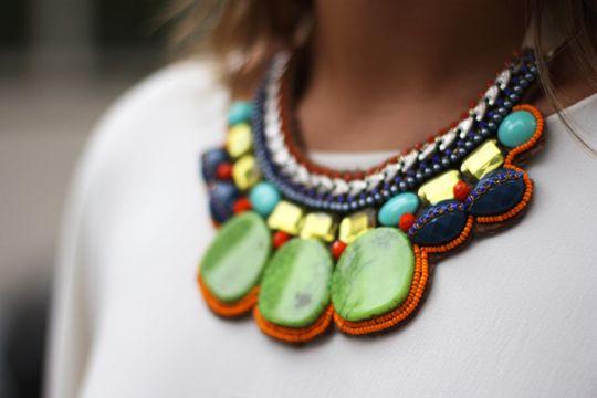 Inspire-se: Maxi colares