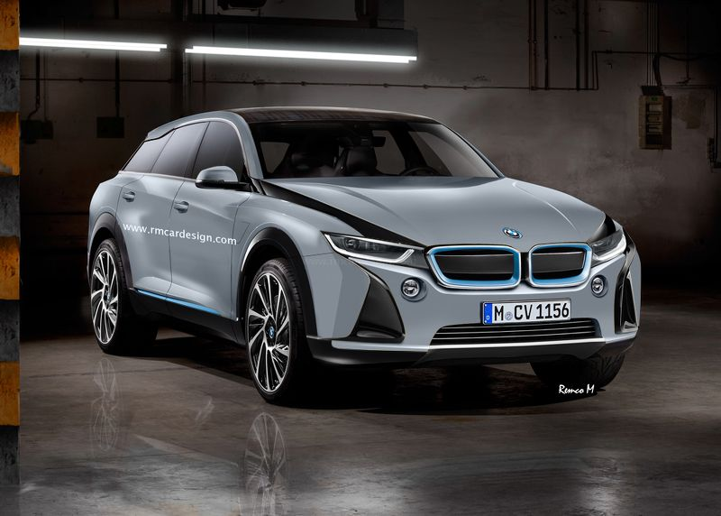 Bmw I5 Arriving In 2020 With Range Extender Option Bmw Bmw Electric Car Tesla Model X