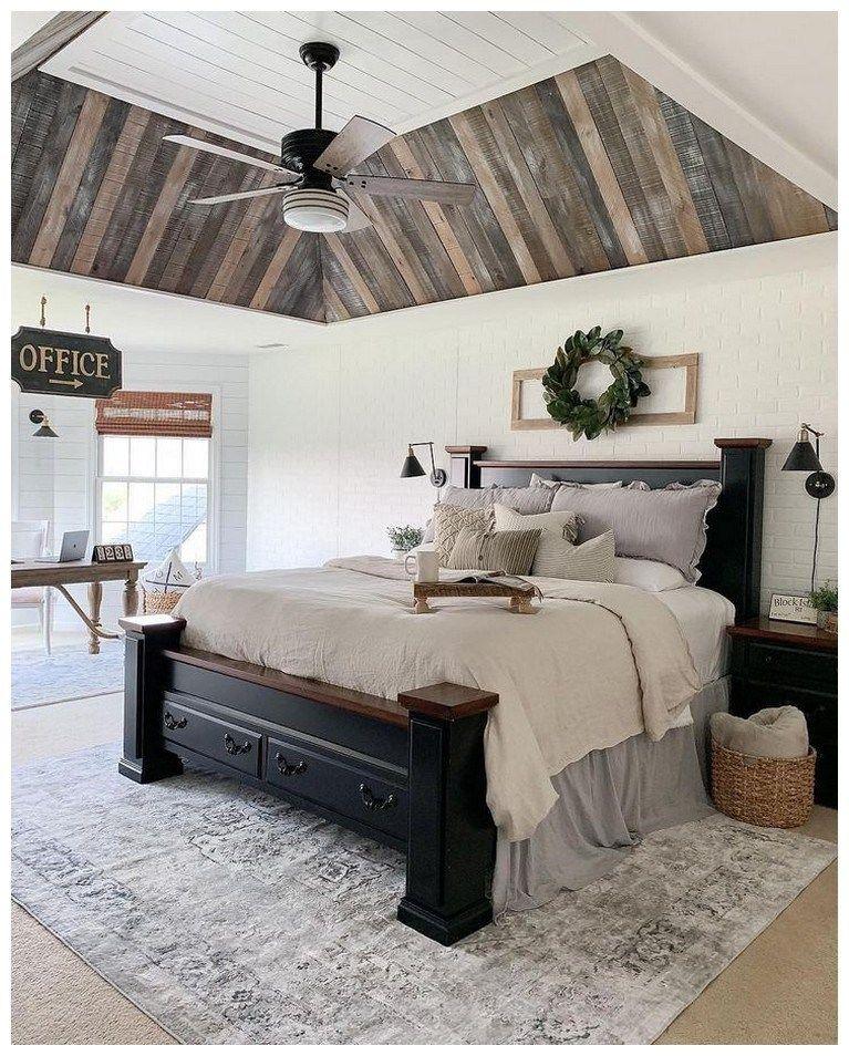 65 Cozy Rustic Bedroom Design Ideas: 45 Warm And Cozy Rustic Bedroom Decorating Ideas 9 In 2019