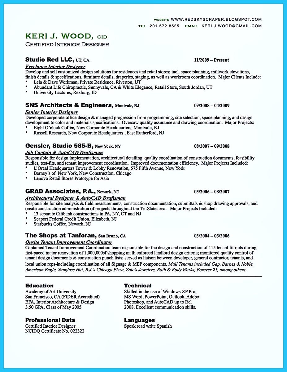 Carpenter Resume Pin On Resume Sample Template And Format  Pinterest  Cv Examples