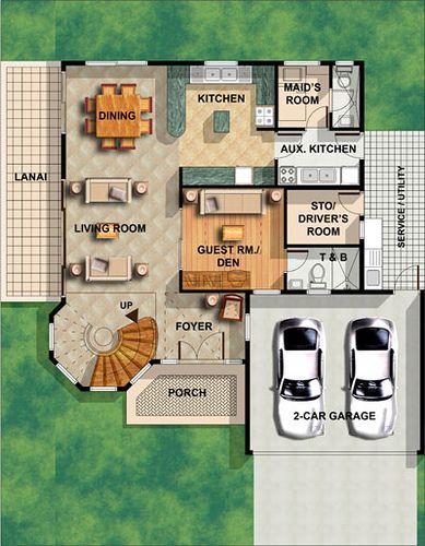 Home Plans Juniper Model House