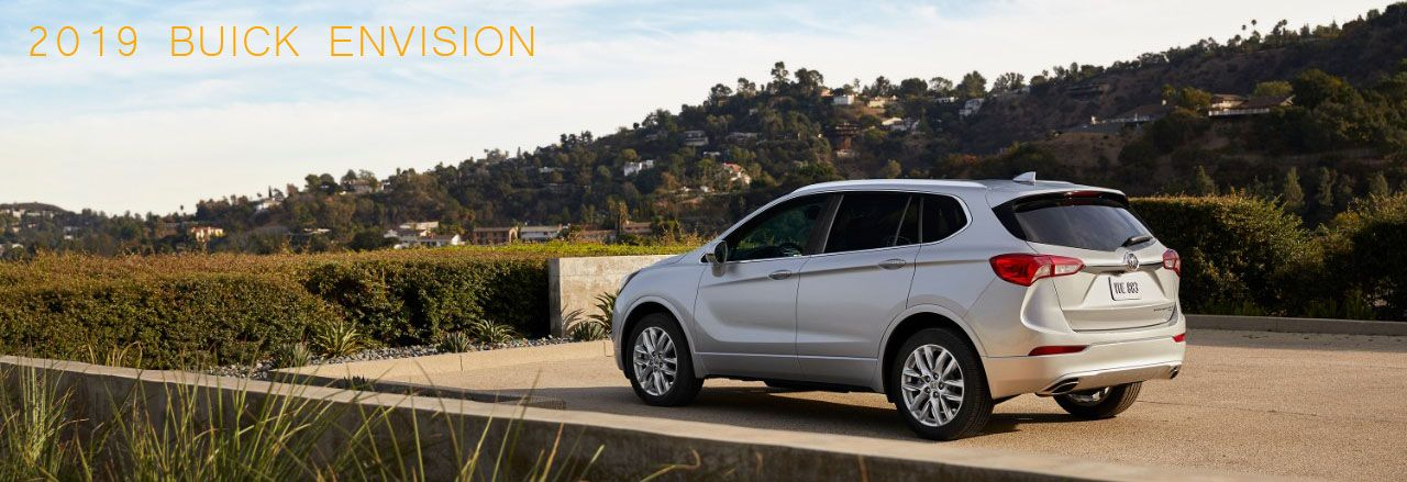 2019 buick envision 2019 buick pinterest