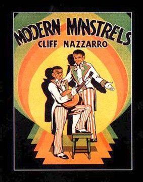 Modern Minstrels Unknown Fine Art Print Poster