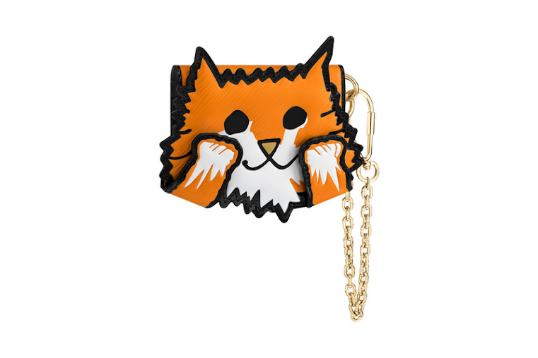 How adorable is this kitten bag from the Louis Vuitton x Grace Coddington  collection  It s luxury leather bag meets the cutest little kitty cat we ve  ever ... 1b04e828bd7e