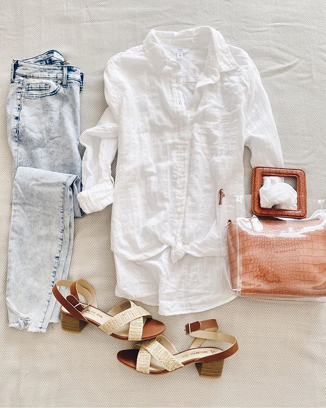 Summer Vacation Outfit Ideas - Pinteresting Plans