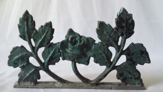 Metal Roses Mantle Piece Check out this item in my Etsy shop https://www.etsy.com/listing/207146360/mantle-metal-rose