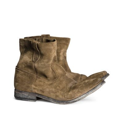 Suede Boots | Isabel Marant for H&M