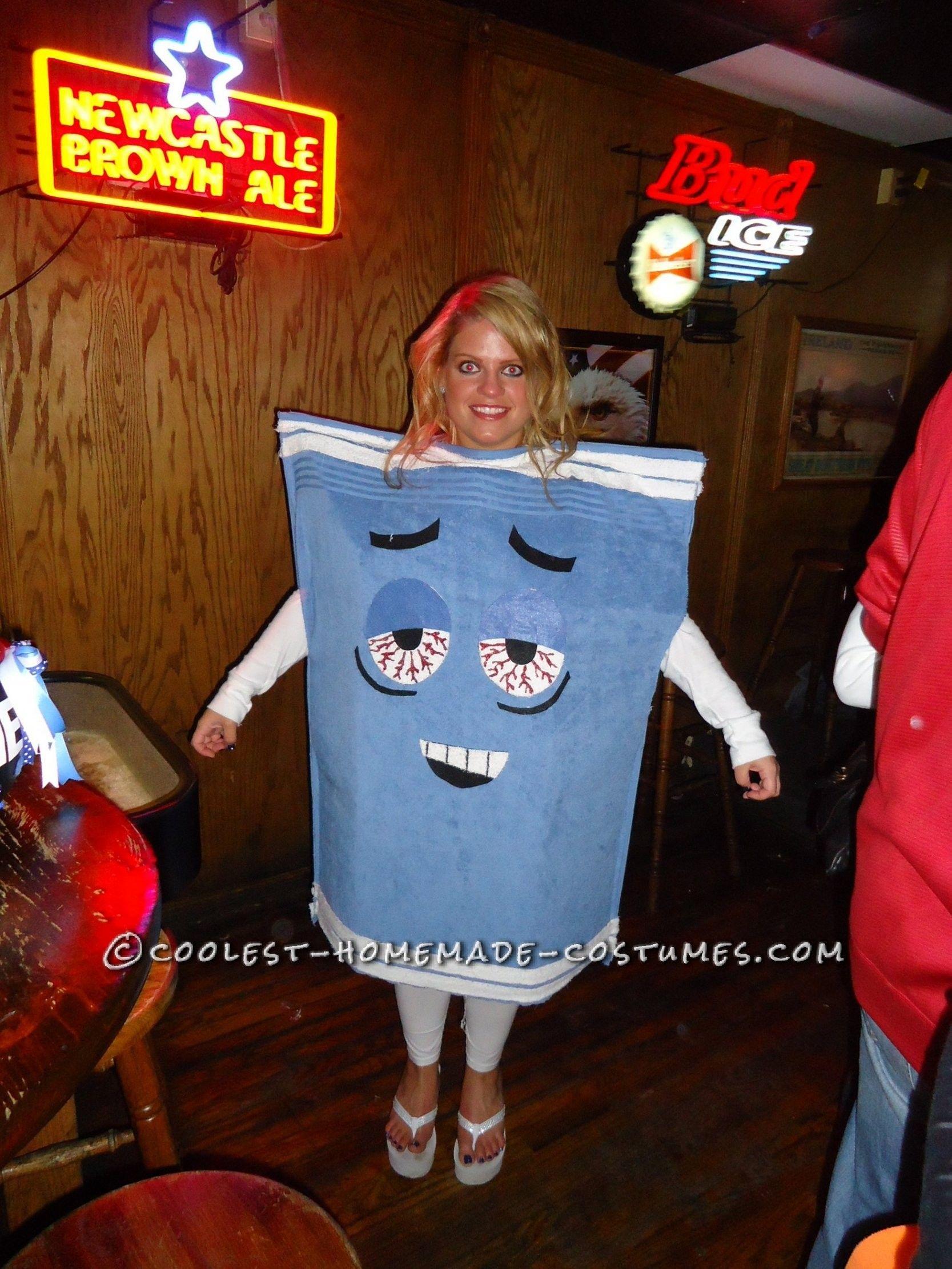Towelie Halloween Costume