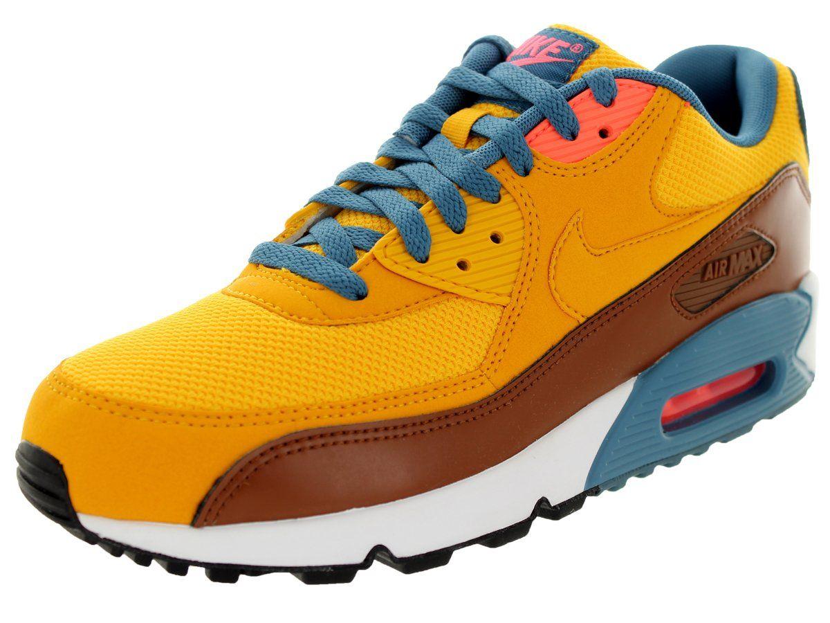Nike Air Max 90 Essential Schuhe university gold cognac 44