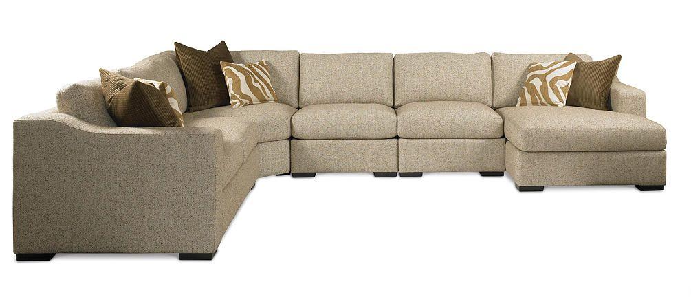 Living Room Sectional, Domicile Furniture Chicago