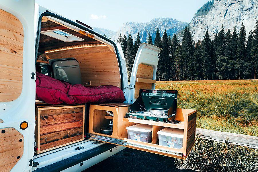 2013 ford transit motor home camper van rental in san