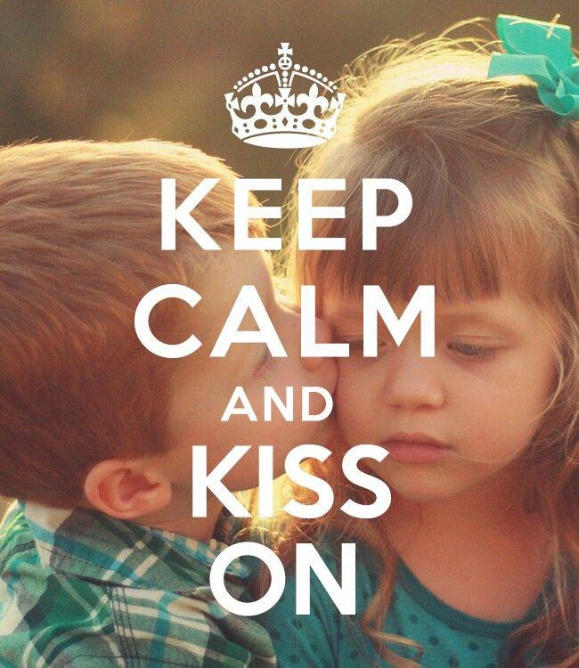 Kiss on