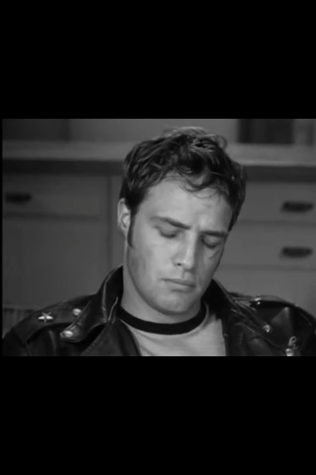 I (officially) heart Marlon Brando.