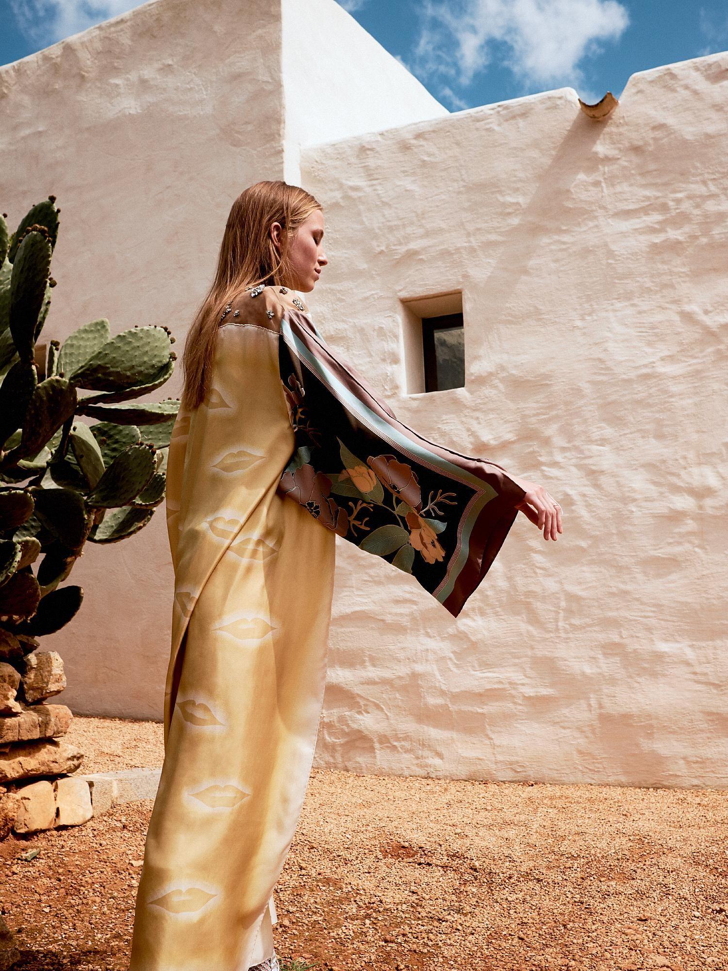 High Fashion an der Küste Ibizas   Sommermode, Mode, High ...