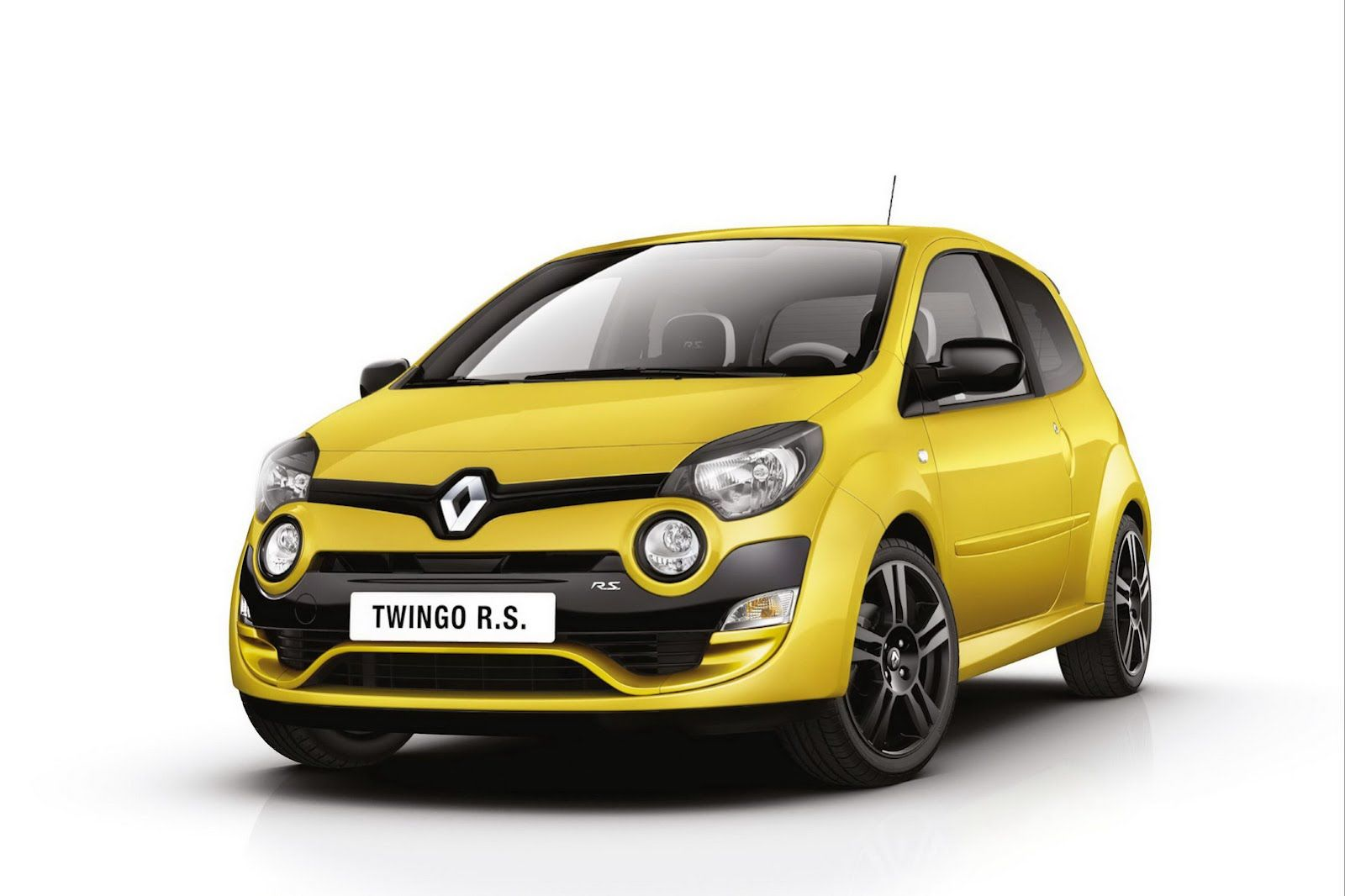 2012 Renault Twingo Rs Renault S Hot Hatch Is City Car Motor