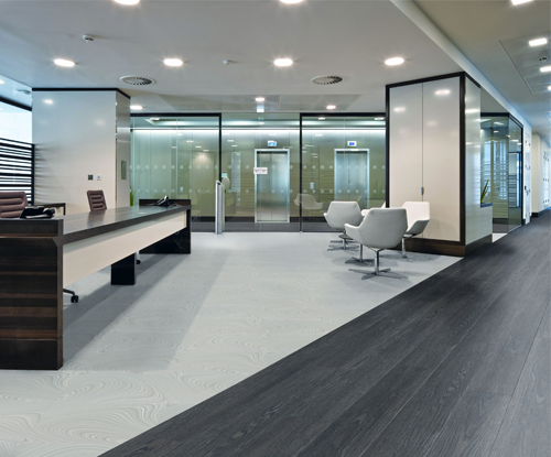 Expona design vinyl flooring product range by polyflor for Flooring suitable for kitchens
