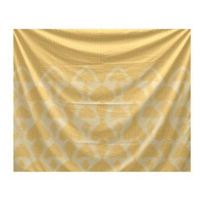 "e by design Intercoastal Waterway Watermark Tapestry Size: 60"" H x"