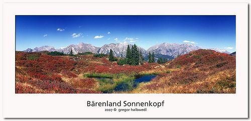 Sonnenkopf Bärenland 1