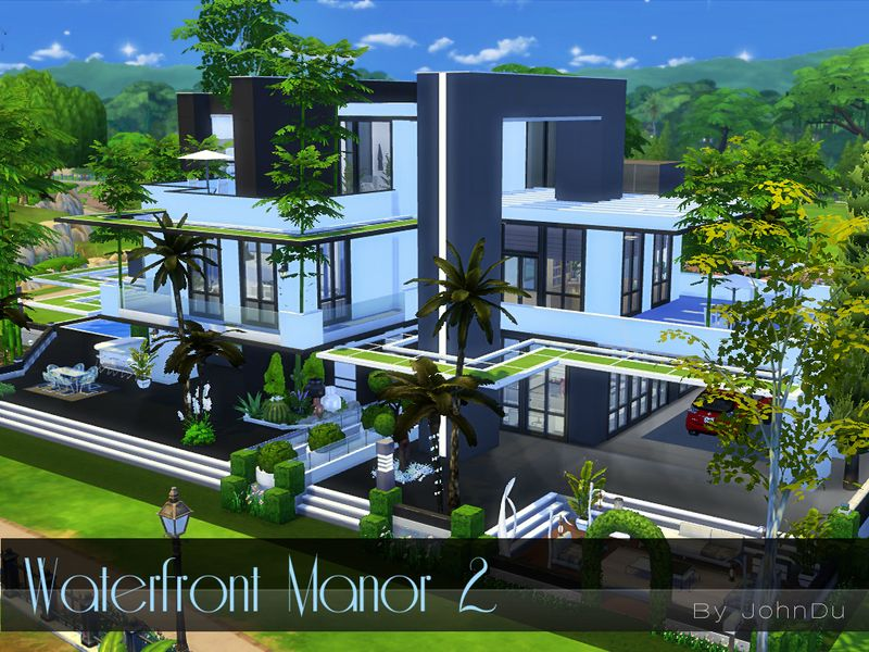johnDu's Waterfront Manor 2.