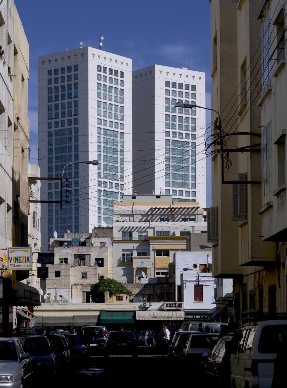 Casablanca Twin Center | Ricardo Bofill Taller de Arquitectura