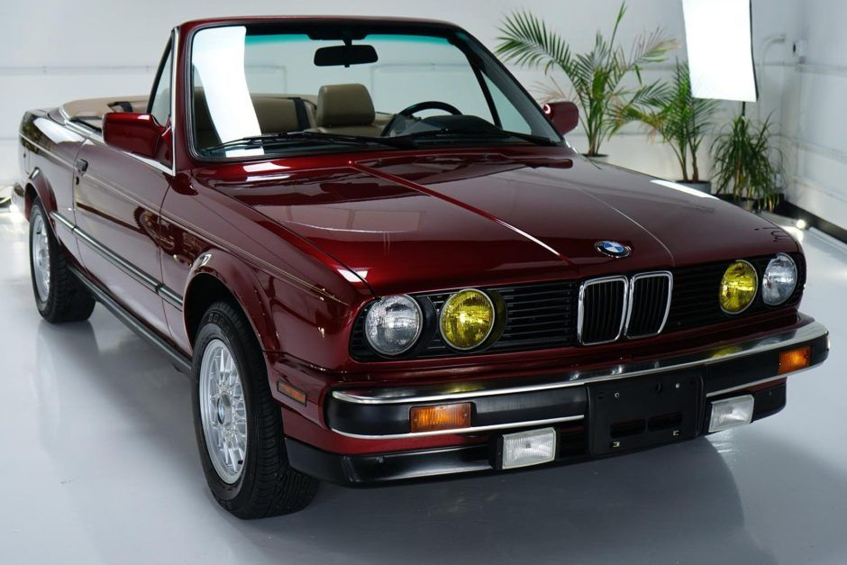 1990 Bmw 325i Convertible 5 Speed In 2020 Bmw Moto Guzzi Chevrolet Corvair