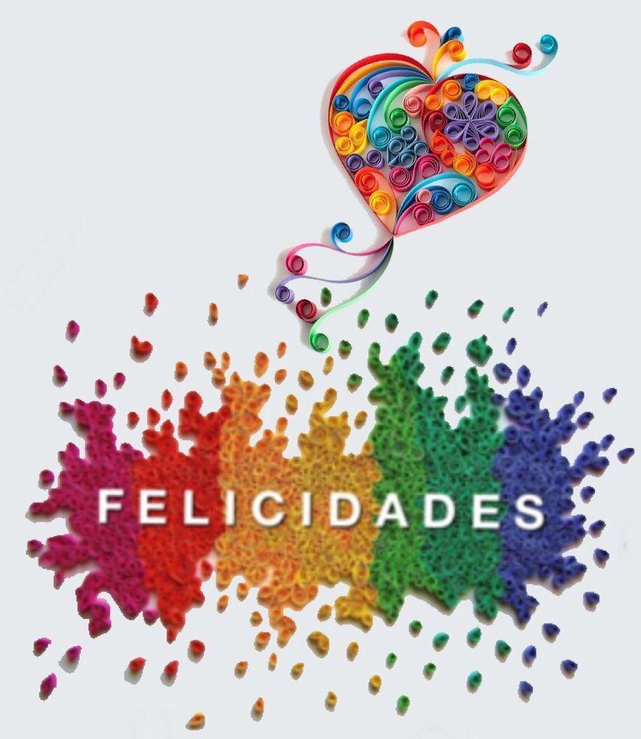 ⭐️79 Felicidades | Imagen feliz cumpleaños, Feliz cumpleaños, Felicidad
