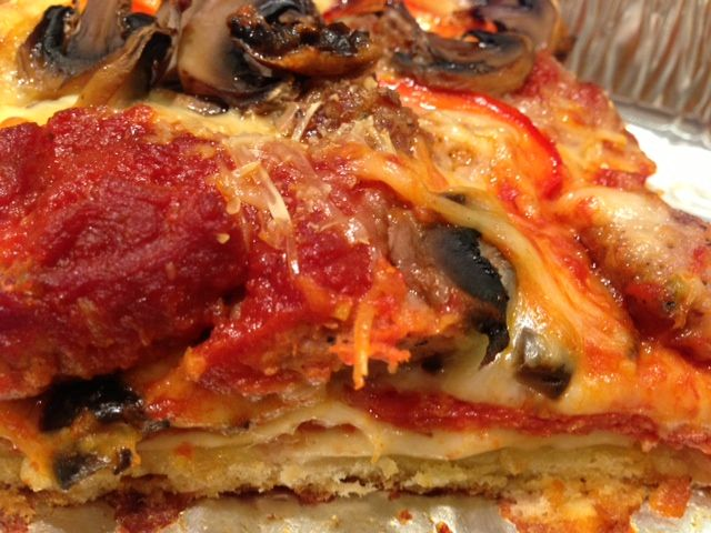 Costco Now Sells A Deep Dish Pizza To Bake At Home Have You Tried
