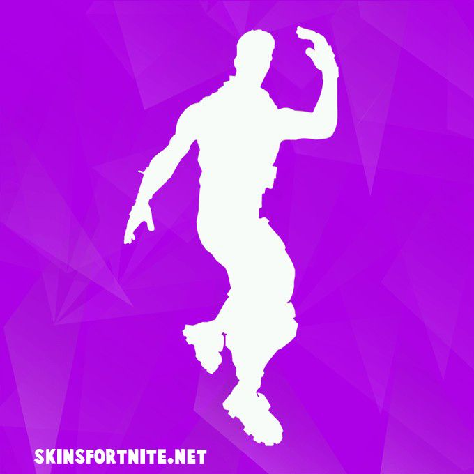Wooooo Electro Shuffle One Of The Good Emotes But Not The