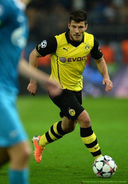 Milos Jojic; Borussia Dortmund 1 Zenit St. Petersburg 2 (19/3/2014)