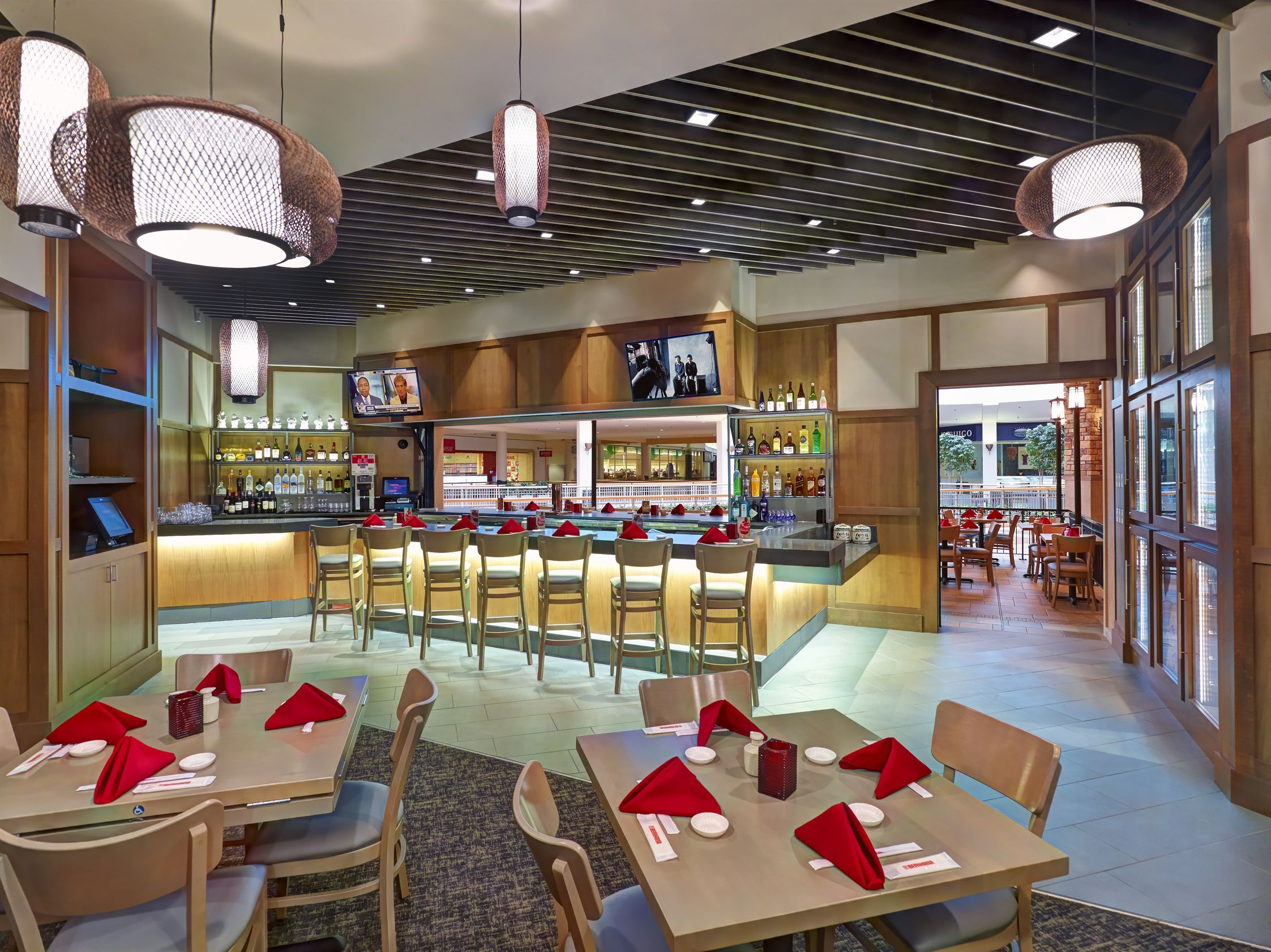 best images about benihana restaurant locations benihana bloomington mn 55425 our newest location in mall of america