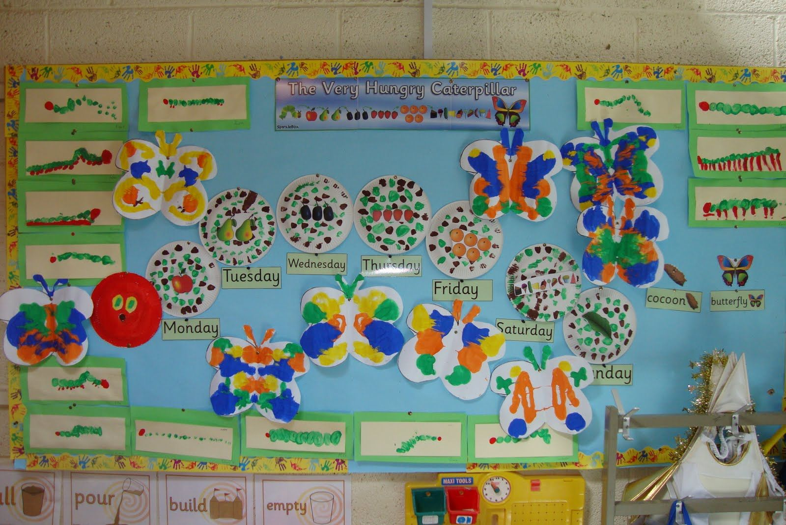 Junior Classroom Ideas : Very hungry caterpillar class ideas and drama page