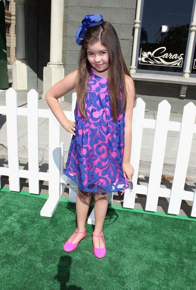Addison Riecke - Variety's Power Of Youth Presented By Hasbro And GenerationOn - Red Carpet