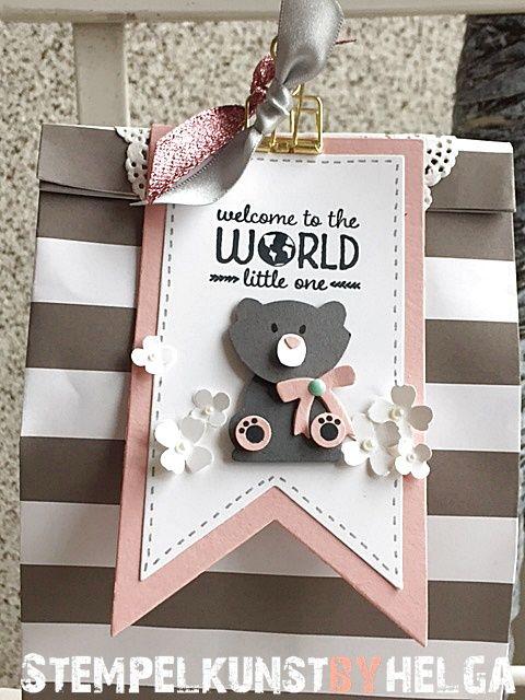 f r 39 s baby geschenke geschenke verpacken baby baby box basteln und babykarten. Black Bedroom Furniture Sets. Home Design Ideas
