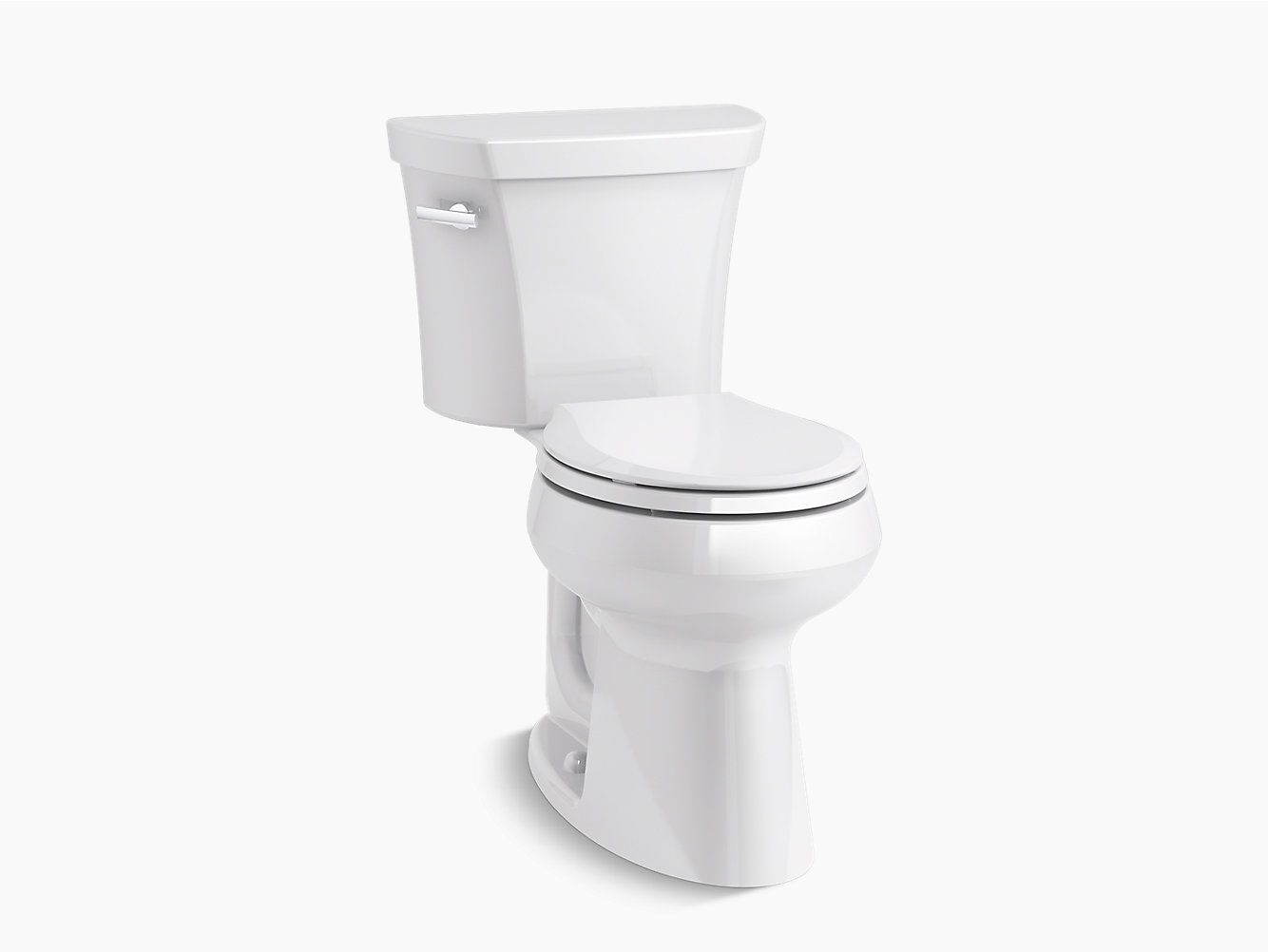 Https Www Us Kohler Com Us Highline Comfort Height Two Piece Round Front 1 28 Gpf Toilet With Class Five Flush Techn Kitchen And Bath Remodeling Toilet Flush