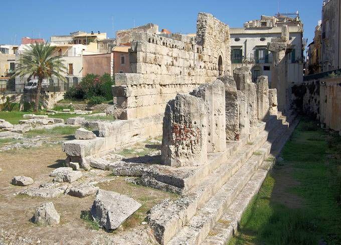 Syrakus (Siracusa) | Syrakus, Sizilien, Italien reisen