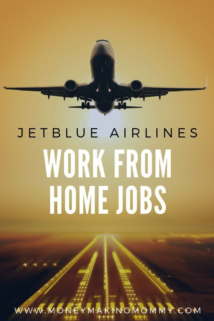 JetBlue Work From Home Jobs [Airline Customer Service