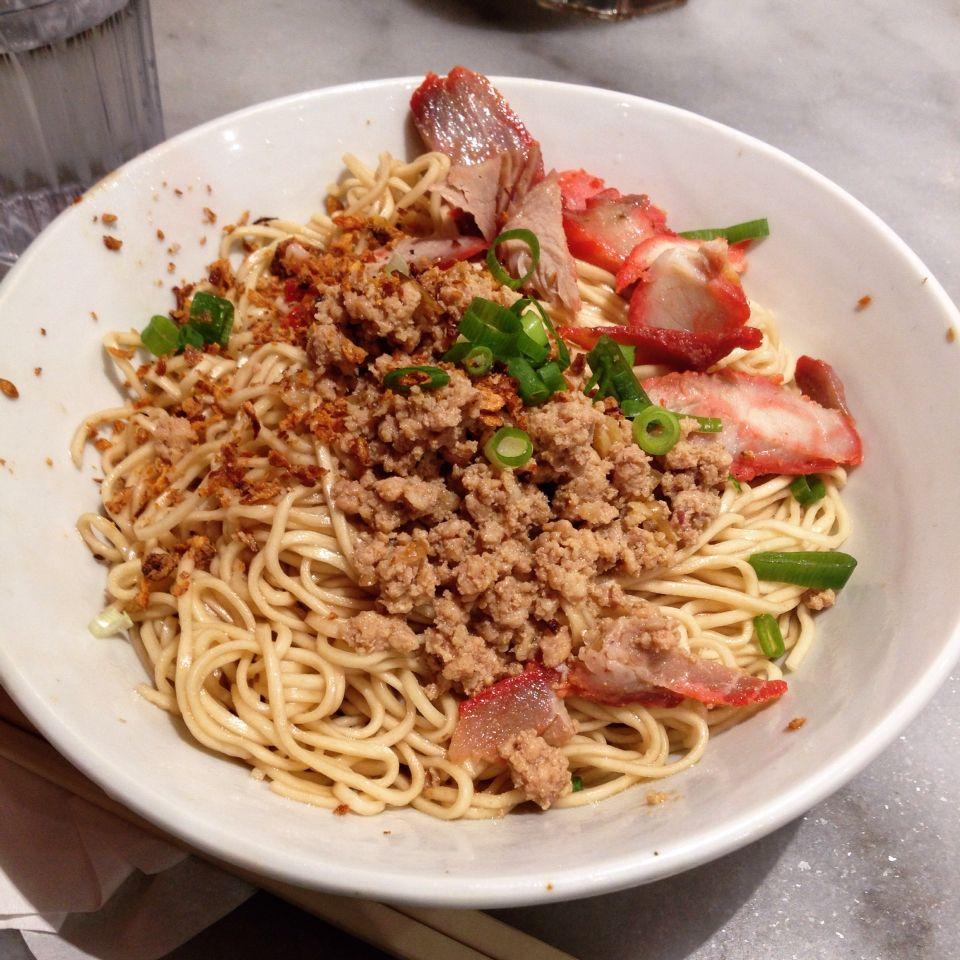Sarawak Kitchen Cbd Kolo Mee 9 10 Malaysian Food Food Dishes Food