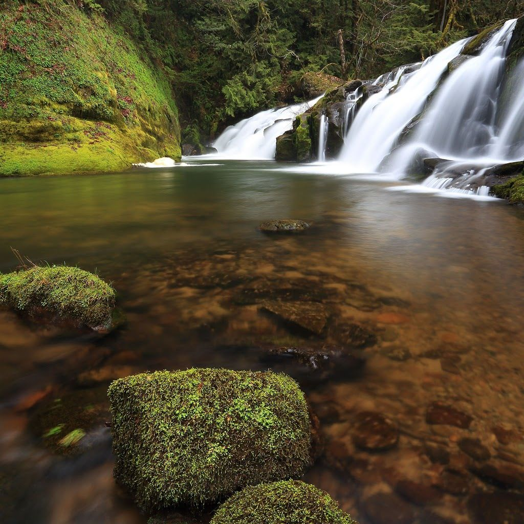 PRITTY Waterfall, Nature, New wallpaper